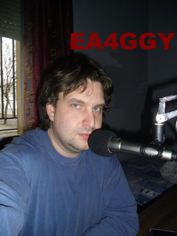 QSL image for EA4GGY