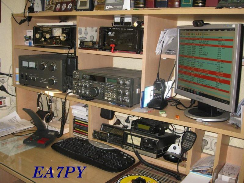 QSL image for EA7PY