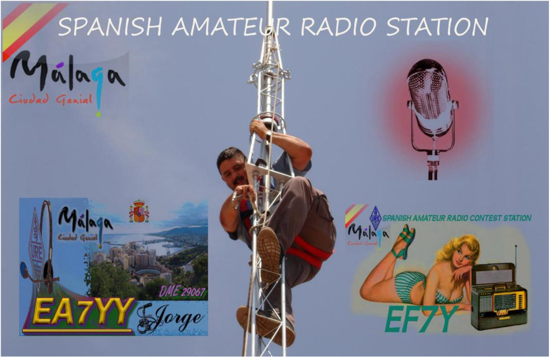 QSL image for EA7YY