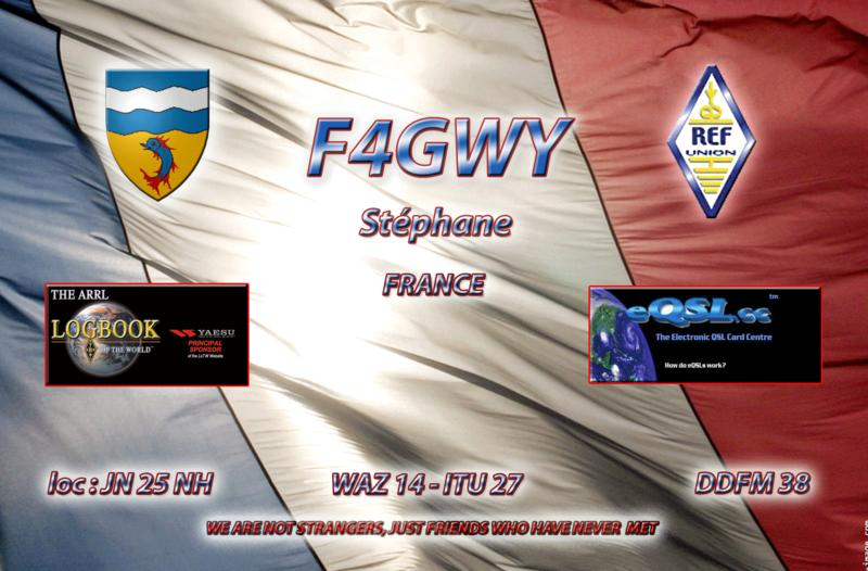 QSL image for F4GWY