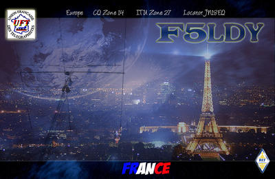 QSL image for F5LDY