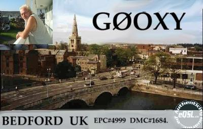QSL image for G0OXY