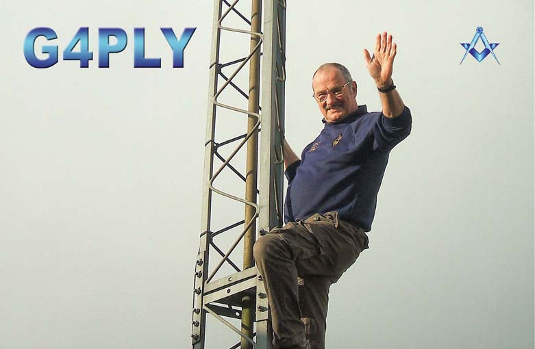 QSL image for G4PLY