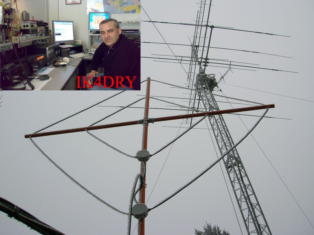 QSL image for IK4DRY