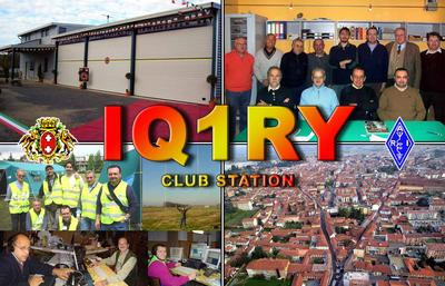 QSL image for IQ1RY