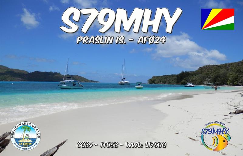 QSL image for IZ1MHY