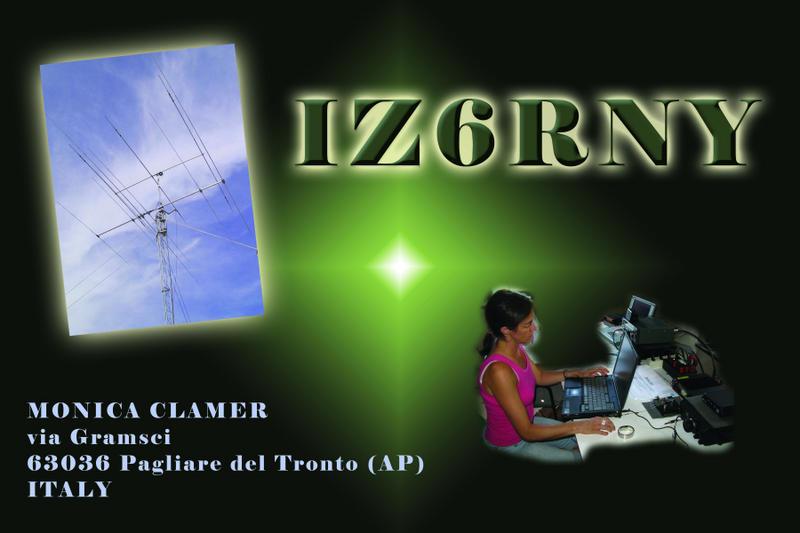 QSL image for IZ6RNY
