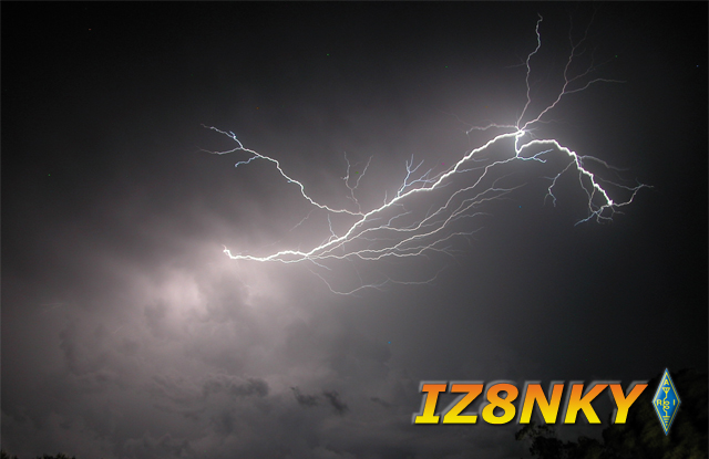 QSL image for IZ8NKY