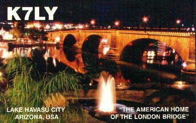 QSL image for K7LY