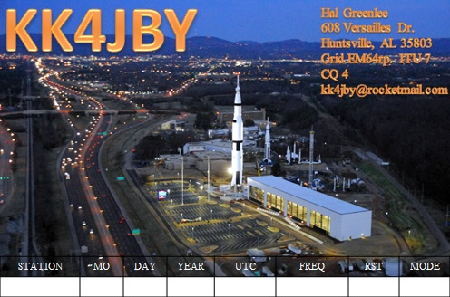 QSL image for KK4JBY
