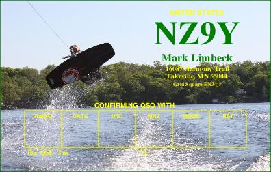 QSL image for NZ9Y