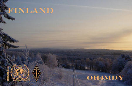 QSL image for OH4MDY