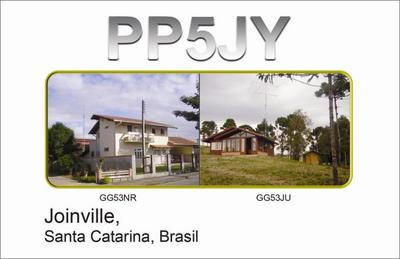 QSL image for PP5JY