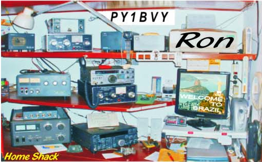 QSL image for PY1BVY