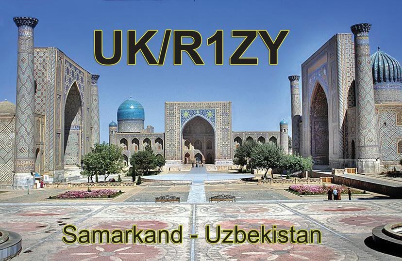 QSL image for R1ZY