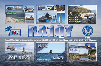 QSL image for RA1QY