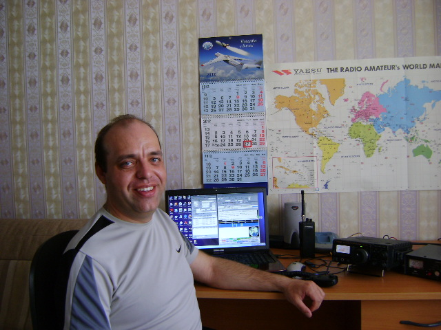QSL image for RU3DMY