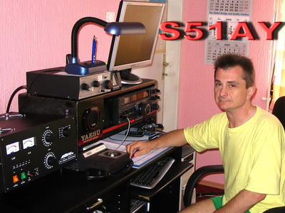 QSL image for S51AY