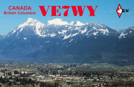 QSL image for VE7WY