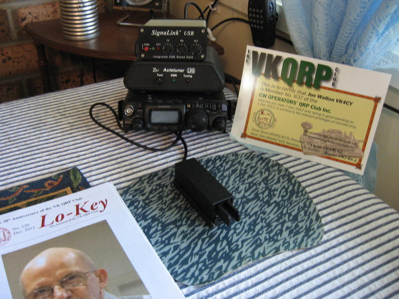 QSL image for VK4CY