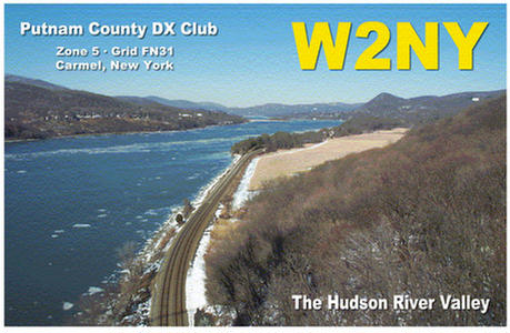 QSL image for W2NY