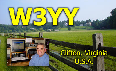 QSL image for W3YY