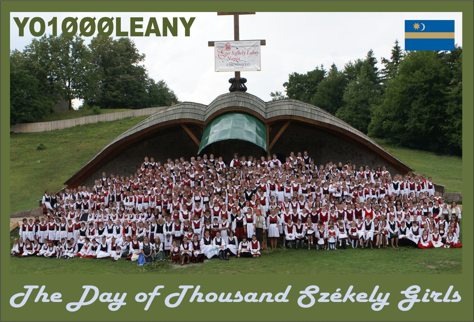 QSL image for YO1000LEANY