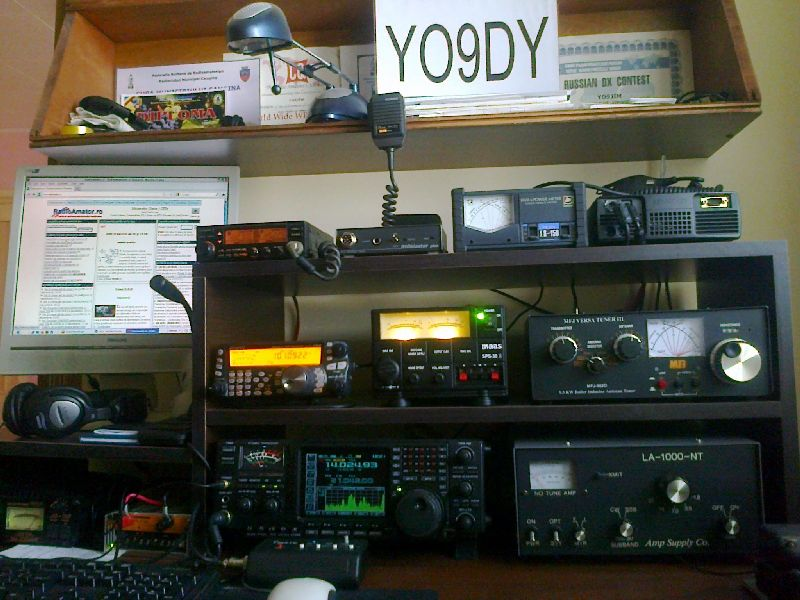 QSL image for YO9DY