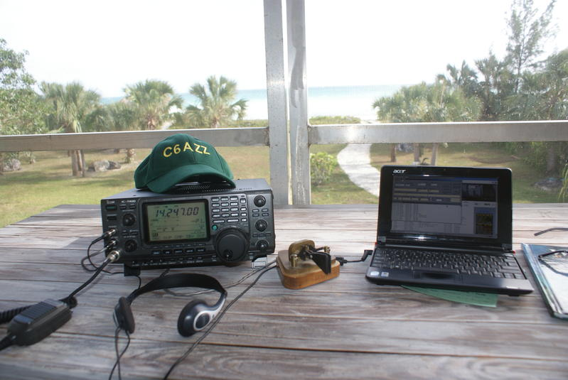 QSL image for C6AZZ