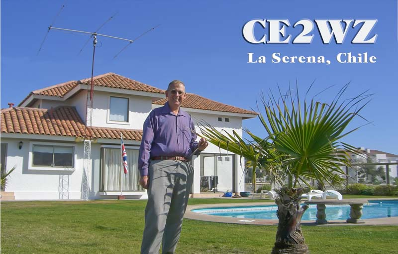 QSL image for CE2WZ