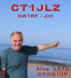 QSL image for CT1JLZ