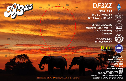 QSL image for DF3XZ
