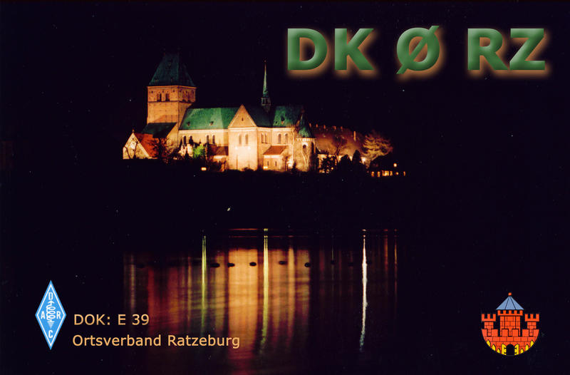 QSL image for DK0RZ