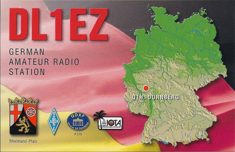 QSL image for DL1EZ