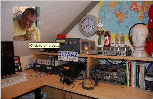 QSL image for DL2AAZ