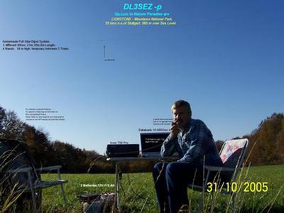 QSL image for DL3SEZ