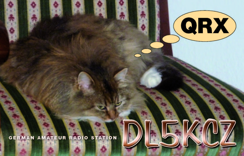QSL image for DL5KCZ