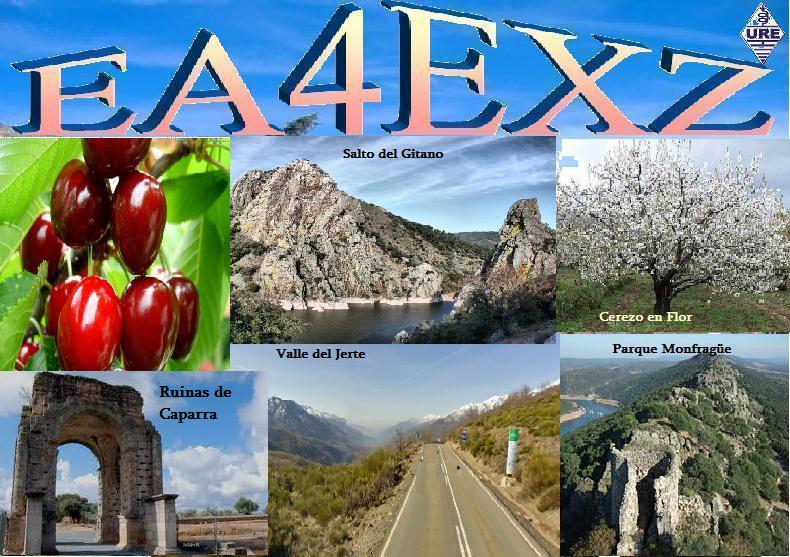 QSL image for EA4EXZ