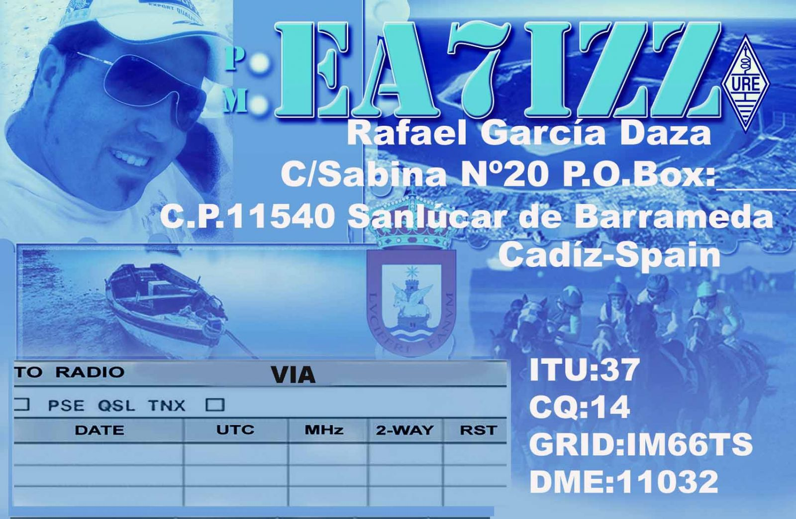 QSL image for EA7IZZ