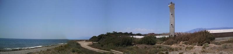 EC7DZZ / P, Faro Punta los Baños.