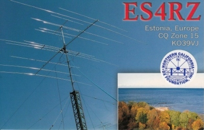 QSL image for ES4RZ
