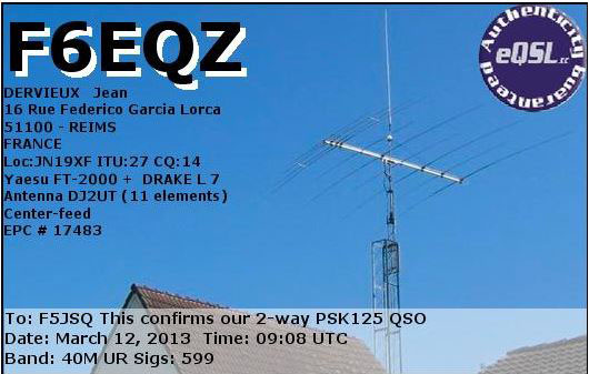 QSL image for F6EQZ
