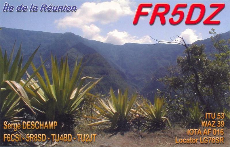 QSL image for FR5DZ