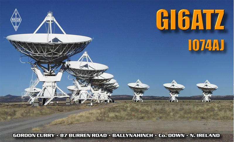 QSL image for GI6ATZ