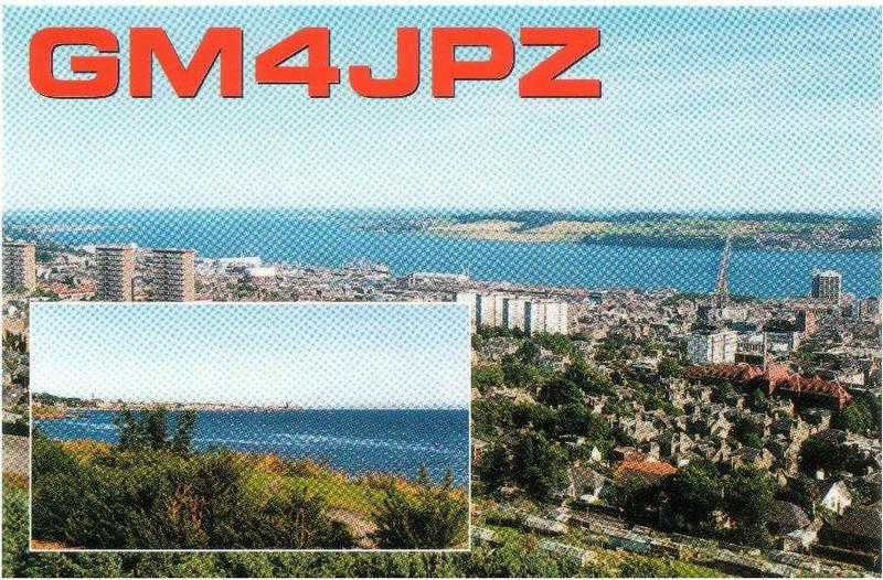QSL image for GM4JPZ