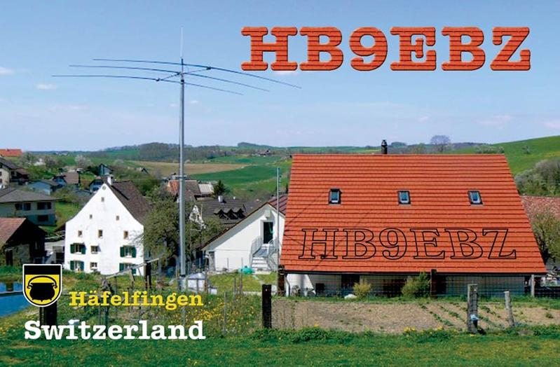 QSL image for HB9EBZ