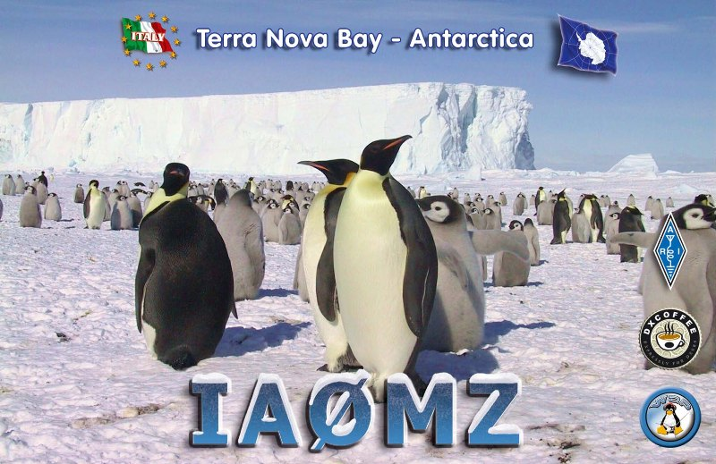 QSL image for IA0MZ