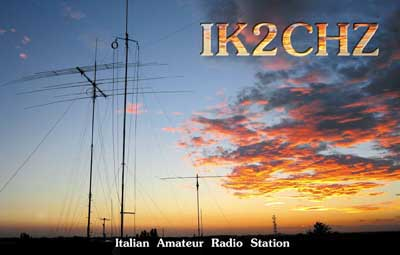 QSL image for IK2CHZ