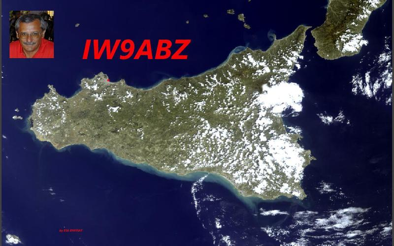 QSL image for IW9ABZ