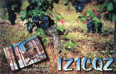 QSL image for IZ1CQZ